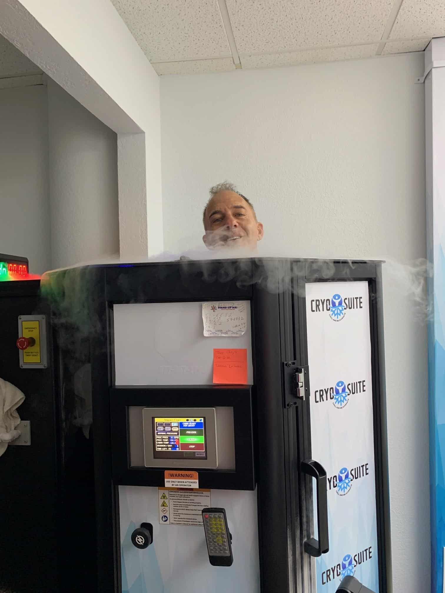cryotherapy in boca by dr david lipman at physical evidence chiropractic